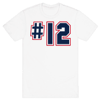 My favorite Player is #12