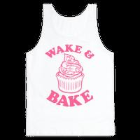 Wake and Bake Tank