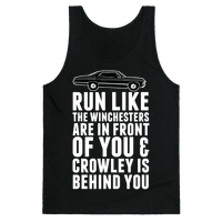 Run Like The Winchesters Tank