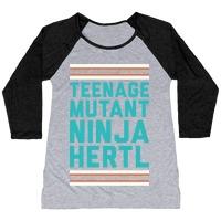 9ec6a2508 Teenage Mutant Ninja Hertl T-Shirt   LookHUMAN