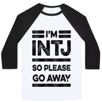 INTJ Personality Please Go Away