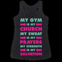 My Gym is my Church