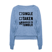 Single, Taken, Tumblr