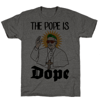 The Pope is Dope