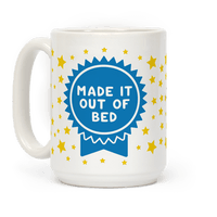 Made It Out Of Bed Mug