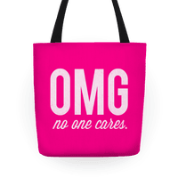 OMG (No One Cares)