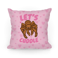 Let's Cuddle Tarantula