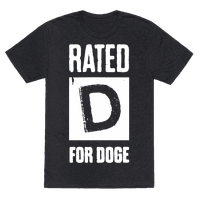 Rated D for Doge