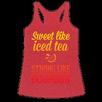 Iced Tea & Bourbon