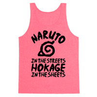 Naruto in the Streets Hokage in the Sheets