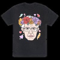 Bernie With Flower Crown