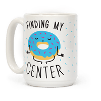 Finding My Center