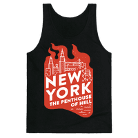 New York The Penthouse Of Hell Tank