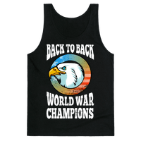 Back to Back World War Champions