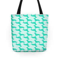 Wiener Dog Pattern
