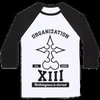 Team Organization XIII