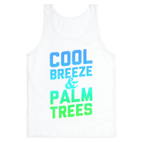 Cool Breeze & Palm Trees