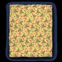 Shredding T-Rex Pattern