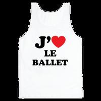 J'aime Le Ballet