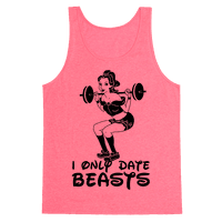 I Only Date Beasts (neon)