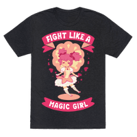 Fight Like A Magic Girl Madoka Parody
