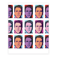 Nicolas Cage Pop Art Parody