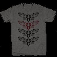 4 Cicadas