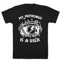 My Patronus is a DSLR