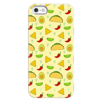 Mexican Food Pattern Phonecase