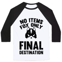 No Items Fox Only Final Destination