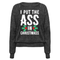 I Put The Ass In Christmass