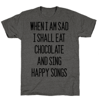 Get Sad Eat Chocolate