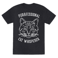 Purrfessional Cat Whisperer