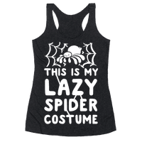 This is My Lazy Spider Costume