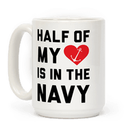 Half Of My Heart Is In The Navy