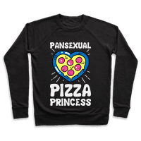 Pansexual Pizza Princess