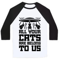 All Your Cats Are Belong To Us Baseball