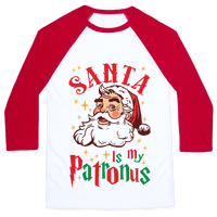 Santa Is My Patronus