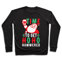 Time To Get Ho Ho Hammered