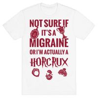 Not Sure If Migraine Or I'm Actually A Horcrux