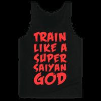 Train Like a Super Saiyan God