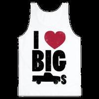 I Heart Big Trucks