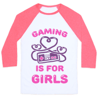 Gaming Is For Girls