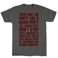 Ain't No Party Like A Mario Party
