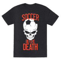 Soccer Before Death