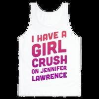 I Have a Girl Crush on Jennifer Lawrence