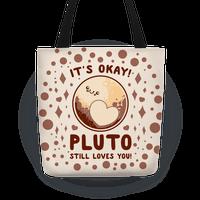 It's Okay Pluto Still Loves You