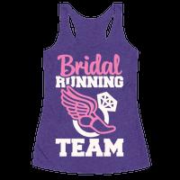 Bridal Running Team Racerback