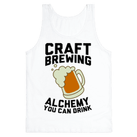 Craft Brewing: Alchemy You Can Drink Tank