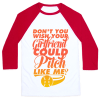 Don't You Wish Your Girlfriend Could Pitch Like Me?